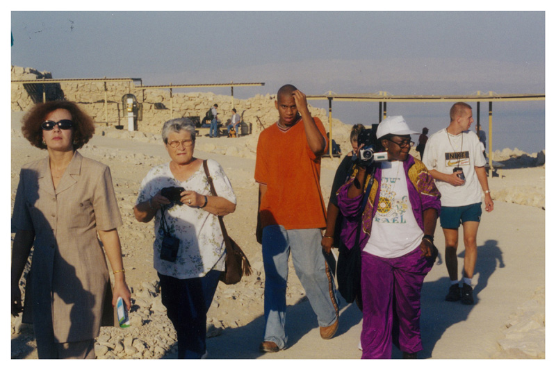 Group of Tourist