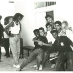 Vintage Photo of Cookie with Youth